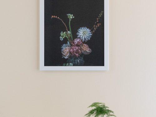 Floral Art- taidejulisteet